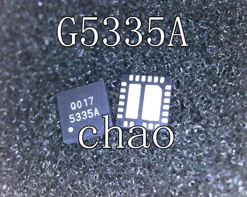 G5335QT1U G5335 5335 G5335AQT1U G5335A  5335A QFN