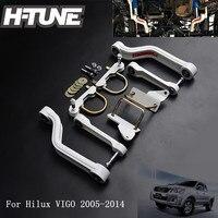 H TUNEP 4x4 Steel Rear Stabilizer Anti Sway Bar Balance Arm For Pickup Truck Hilux VIGO 2005 2014