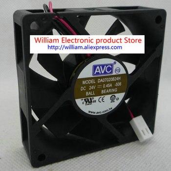 Оригинальный Avc 70*70*20 мм 24 В 0.45a da07020b24h Инвертор Вентилятор охлаждения