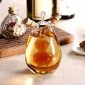 Os sentimentos amorosos Nórdicos Criativo o vazamento de óleo pote/selado pote condimento garrafas de vidro/pote de molho de soja vinagre garrafa para bar