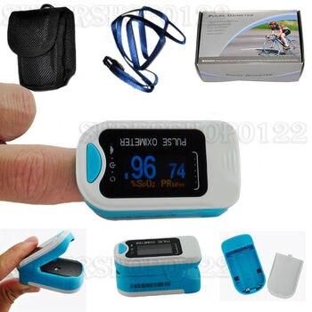 Oxímetro de pulso, Oxímetro De Pulso, de Oxigênio no Sangue Monitor de ponta do dedo, Spo2, Oxímetro de pulso CMS50NA
