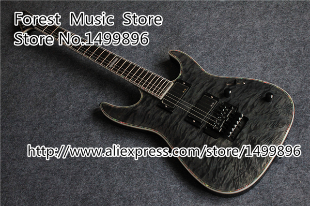 High Quality ESP LTD Dulex Guitars Electric Quilted Finish Guitar Body Kits Custom Available_640x640 high quality esp ltd dulex guitars electric quilted finish guitar