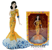 UCanaan Original Brand Collector Fan Bingbing Doll BCP97 Celebrity Doll Child Toys Best Firend Play With