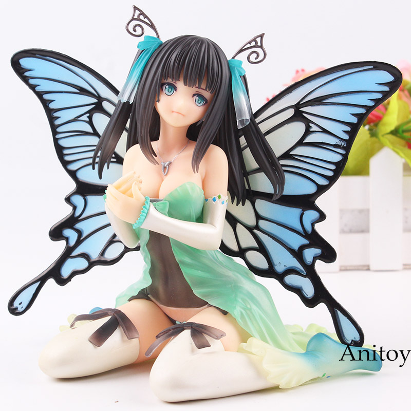 Anime 4-Leaves Fairy Daisy Tony/'s Heroine Collection 1//6 PVC Figure No Box 14cm