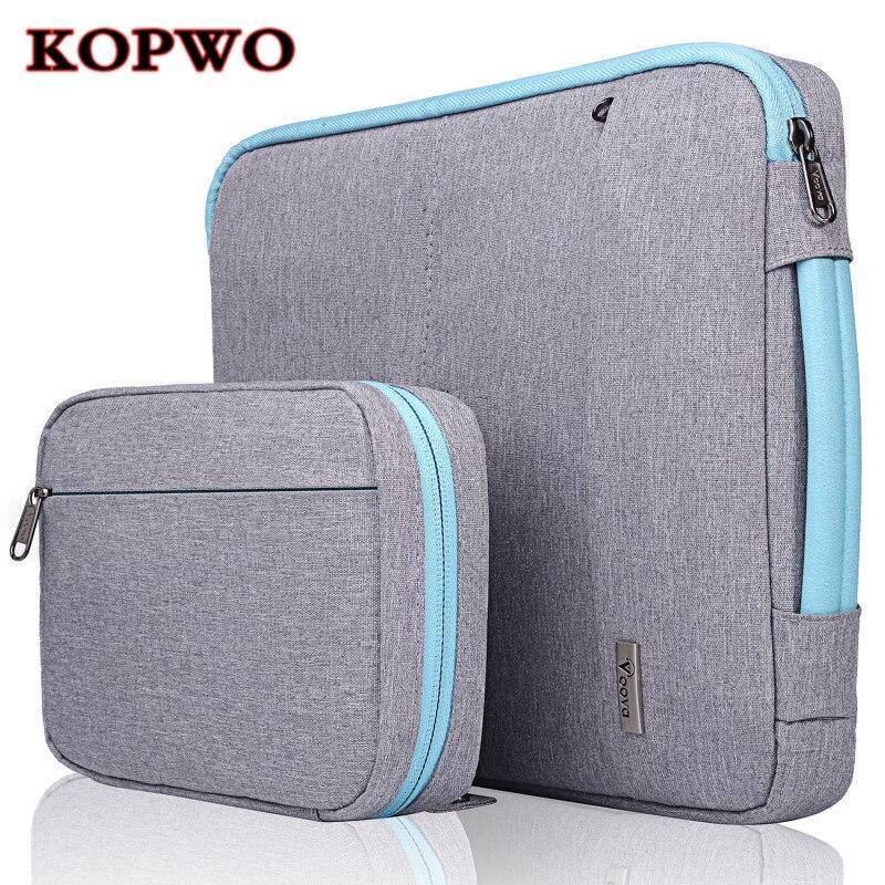 KOPWO 2 in 1 Laptop Liner Sleeve Bag Inner Case for font b Apple b font