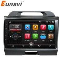 Eunavi 2 Din Android 7 1 Car Radio For KIA Sportage 2011 2012 2013 2014 2015