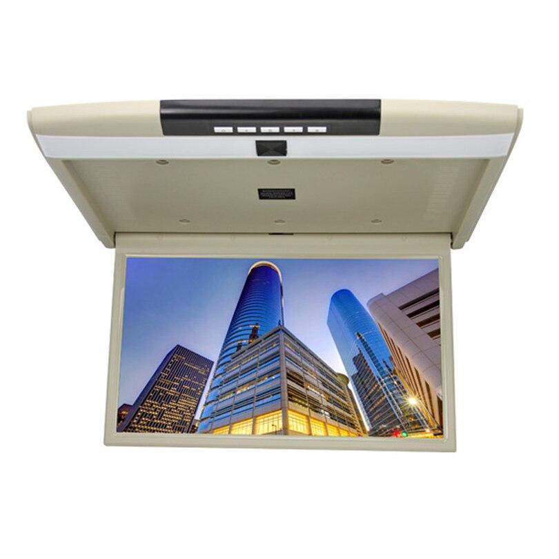 Moniteur LED rabattable de 17.3 pouces avec entrée HDMI