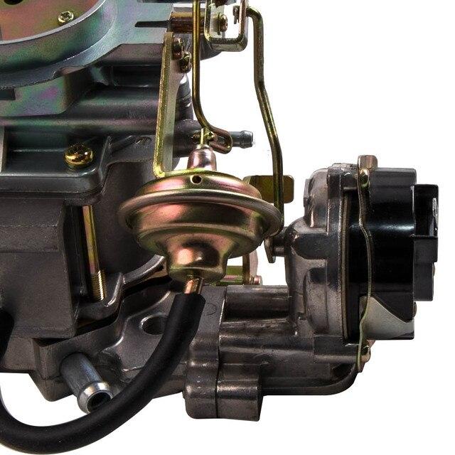Pour Jeep Wagoneer Wrangler BBD 6 cylindres 4.2L 258Cu moteur AMC Carburador Carb pour cj8 cj7 cj5 81-83 w joint de moteur électrique