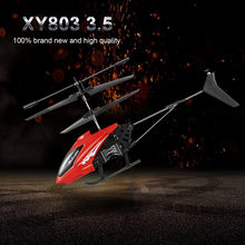 XY802 RC Helicopter 2CH Mini Drone LED light Remote Control Toys Drone Radio Gyro Kids Toys for Children Gift Dropshipping(China)
