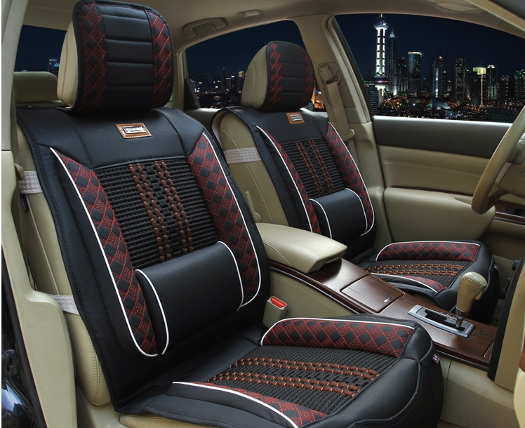 New Special Car Seat Covers For Nissan Rogue 5seats 2015