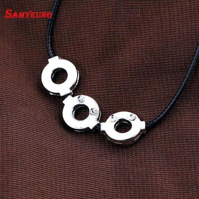 Naruto Itachi Necklace Cosplay