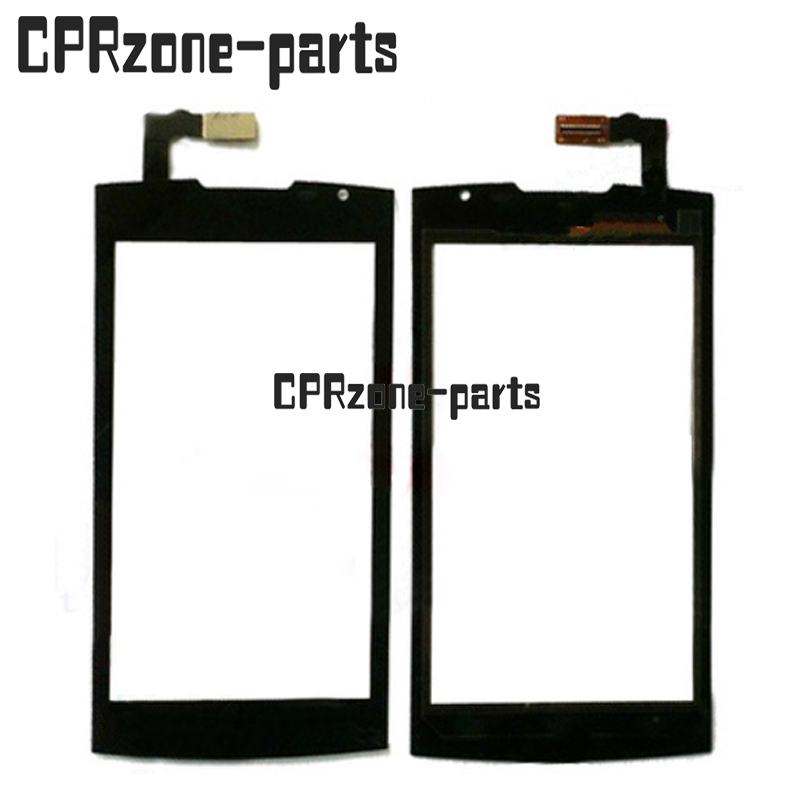 100% Warranty black Touch Screen Digitizer panel glass For Prestigio PAP Duo 4500 by Free Shipping
