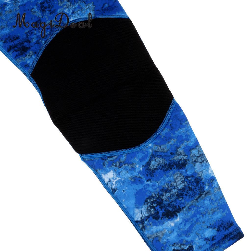 Combinaison de plongée professionnelle en néoprène 3mm pour hommes plongée sous-marine surf natation pour S-XXL de maillots de bain sous-marine - 5