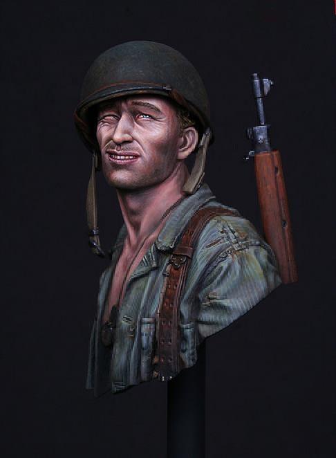 Resin toys LM-B003 USMC 1st Division, Guadalcanal 1942 Free shipping ботинки usmc американской морской пехоты