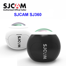 "Оригинал SJCAM SJ360 Ultra HD 360 Градусов Панорама 12MP Объектив ""Рыбий Глаз"" Wi-Fi 2 К Notavek 96660 Видеорегистратор Спорт Действий камера"