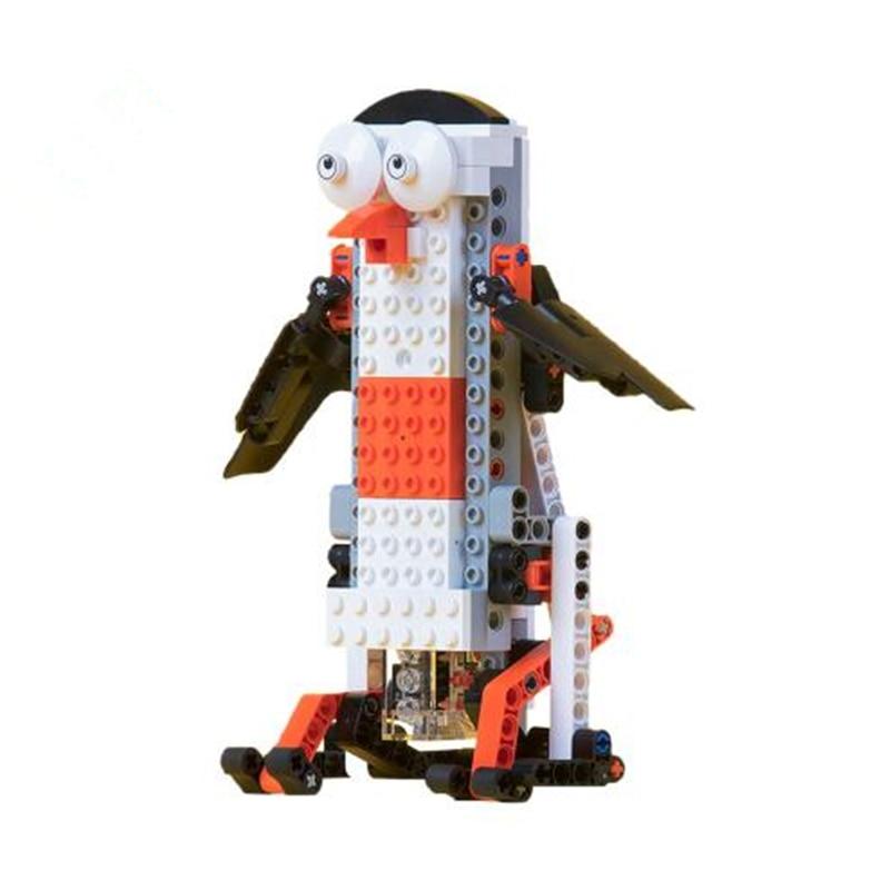 New Original Xiaomi MITU Smart Building Blocks Robot 305 Bricks Bluetooth APP Control Programming Variety Models