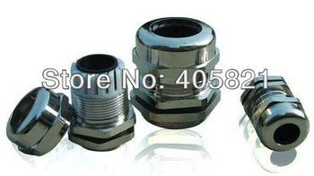 Free shipping!PG21 IP68 Waterproof brass Cable Gland For 10-14mm Cable Range