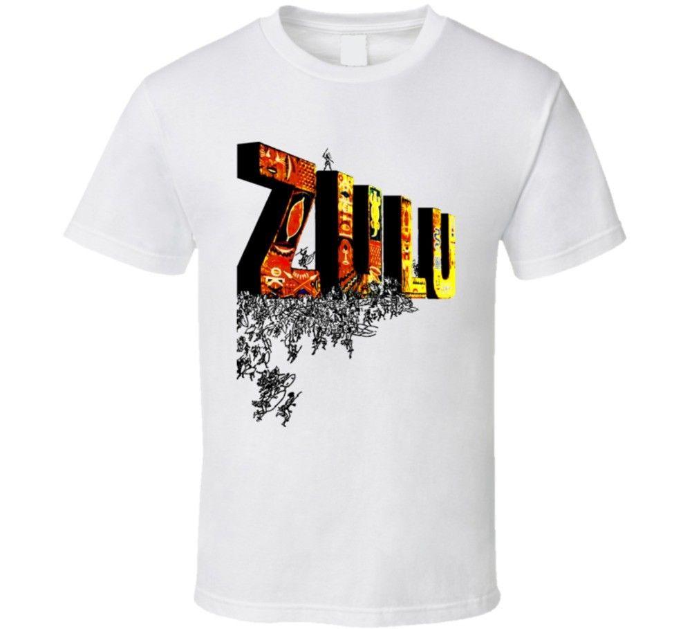 Zulu Movie T Shirt
