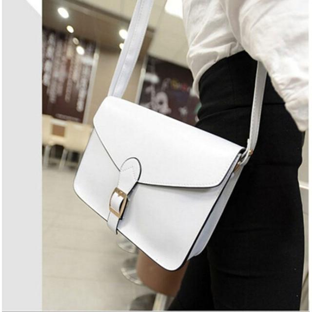 wholesale Women's handbag messenger bag preppy style female Bag vintage envelope bag shoulder bag high quality briefcase DL1707