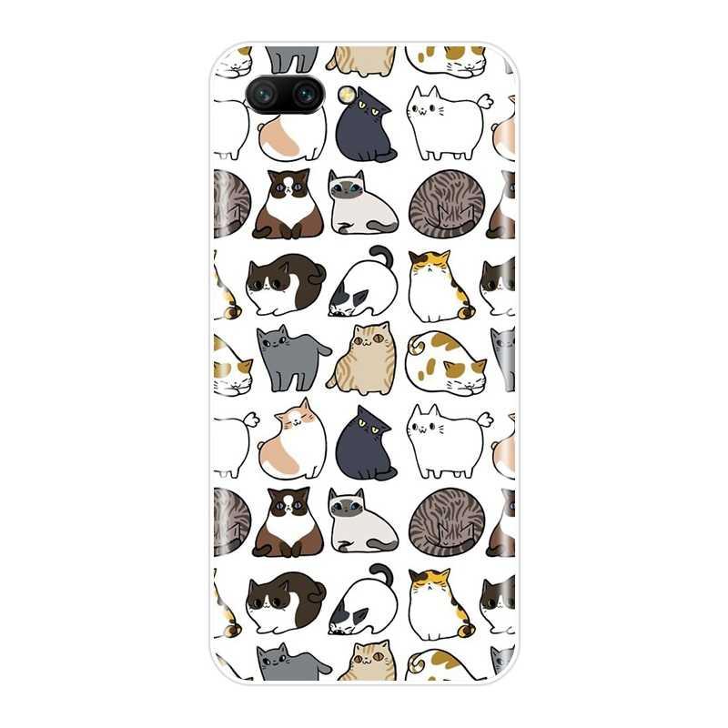 Silikon Fall Für Huawei Ehre 7 8 9 10 LITE Weichen TPU Nette Einhorn Abdeckung Für Honor 8X MAX 10 9 8 7 7S 7X 7A 7C Pro Telefon Fall