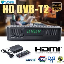 2018 новая коробка VMADE DVB-T2 K3 Декодер каналов кабельного телевидения DVB T2 ресивера Full HD 1080p цифровой H.264 MPEG4 Поддержка WI-FI 3D ТВ коробка