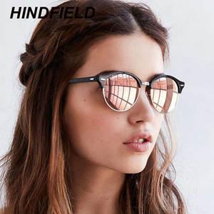 050e05775f7 Hindfield Polarized Sunglasses Women 2018 Sun Glasses Lady