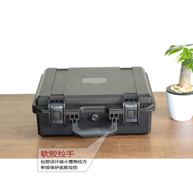 IP67 Plastic Protective Case For Valuable Instruments Tool Box For Equipment