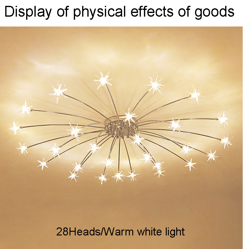 HTB1oC13eCMmBKNjSZTEq6ysKpXav Modern Led Ceiling Light Ice Flower Glass Bedroom Kitchen Children Room Ceiling Lamp Designer Lighting Fixtures