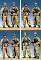 Resin Kits 1/35 DAK Ramcke Brigade Set soldiers    Resin Model DIY TOYS
