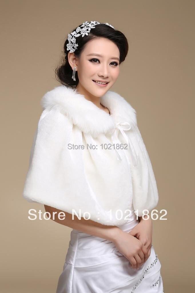 Achetez en gros hiver manteau de mariage en ligne des - Manteau mariage hiver ...