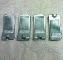 Milling machined anodized aluminum parts rapid prototypeMilling machined anodized aluminum parts rapid prototype