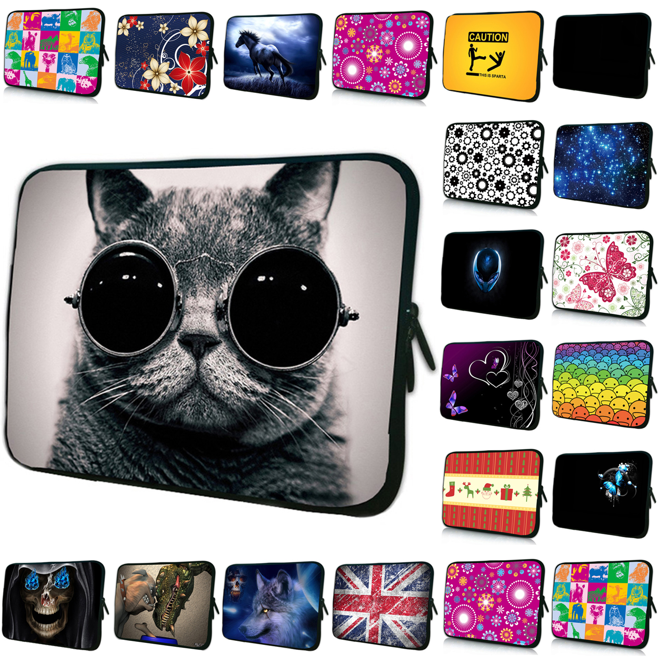 12 15 14 10 Inch Sleeve Notebook Computer Bags For Macbook Ipad Pro Amazon Kindle Fire 17 13 7 Inch Stylish Women Cases Computer