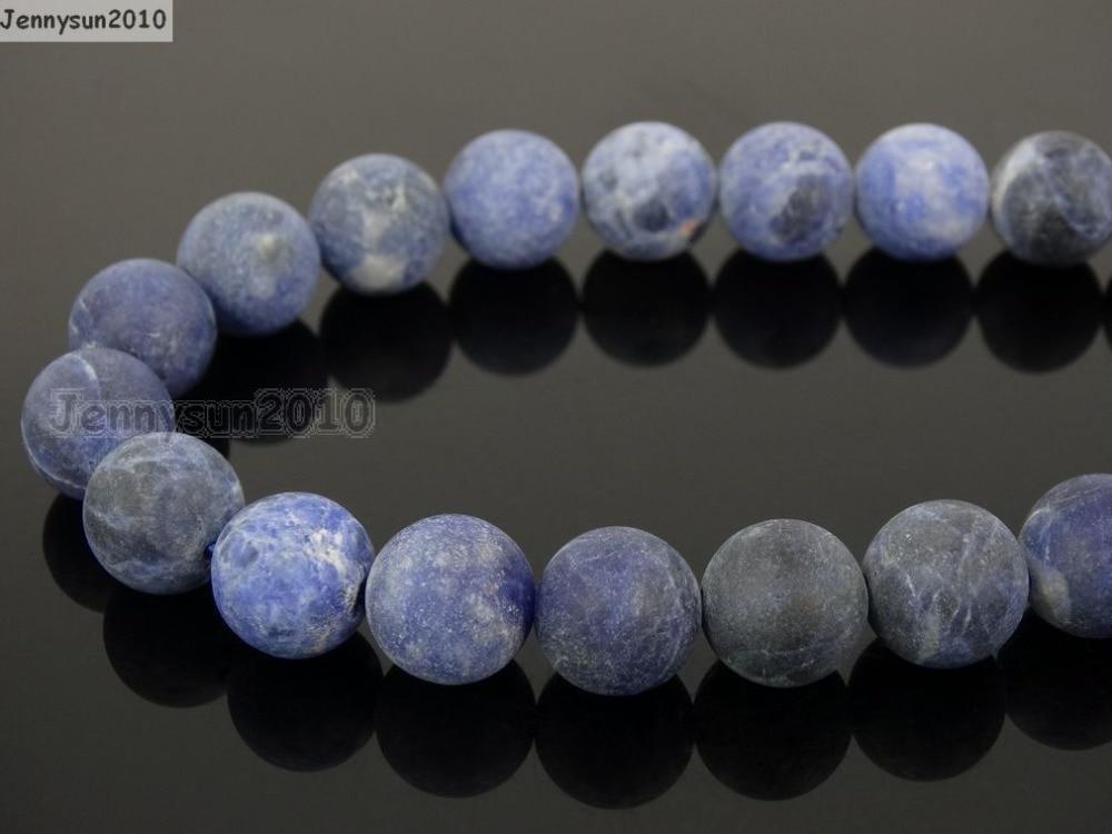 """piedras preciosas 25mm X 28 Mm Nudo Chino suelta granos de 16/"""" Strand Azul howlite turquesa"""