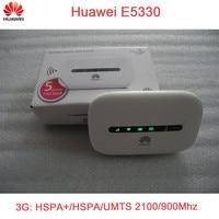 Unlocked HUAWEI E5330 Mobile 3g WiFi Router MiFi Hotspot 3G Wifi Dongle HSPA Pk E5331 E586