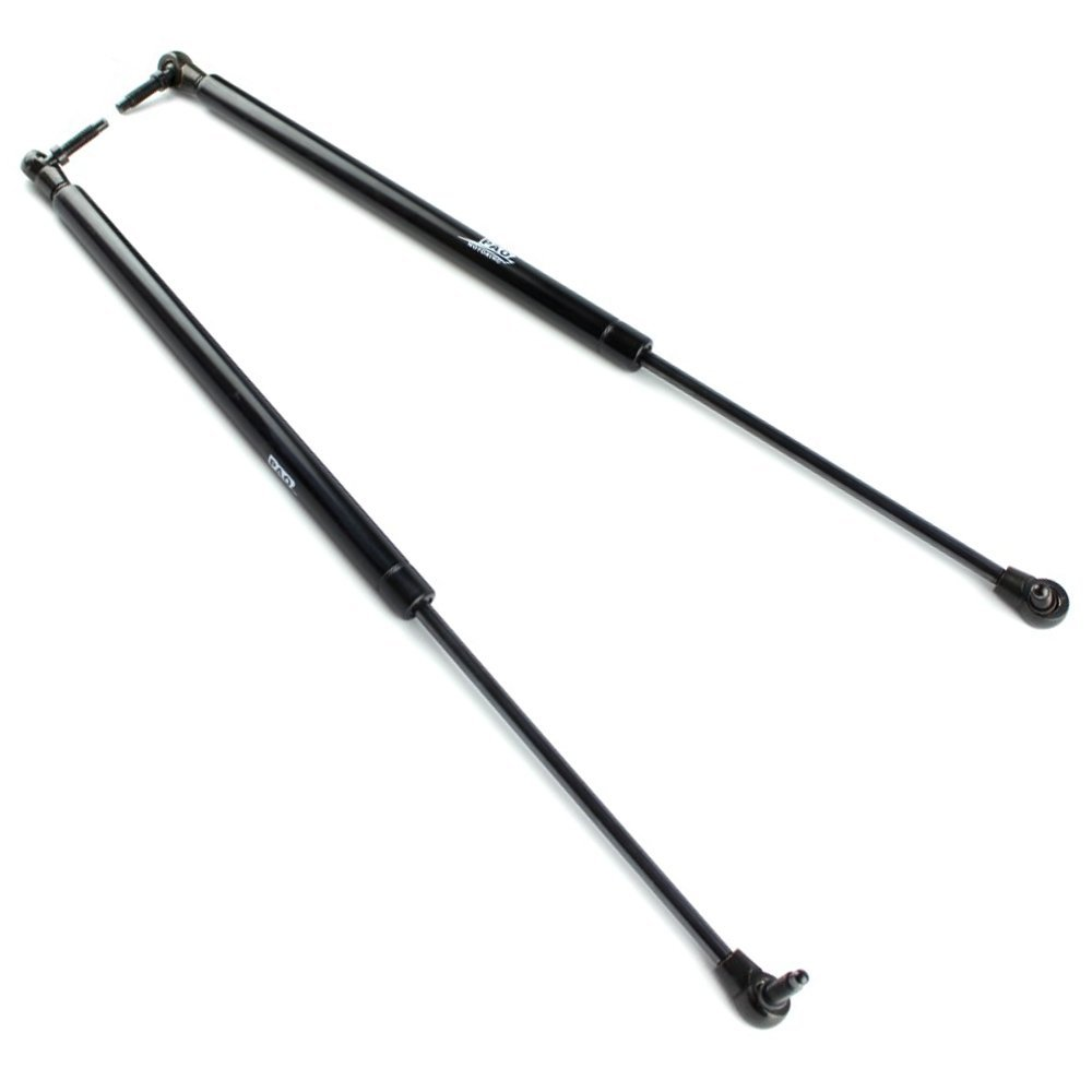 PAO MOTORING 2Qty Liftgate Lift Support Strut Gas Spring Shock Damper For Jeep Grand Cherokee 2005-2010 Liftgate Type With Torx Ends SG314044,68025358AA,68025358AB,68025359AA