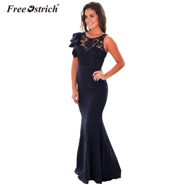 a2744358a Free Ostrich Dresses Women Clothes Short Sleeve Sheath Long Formal Dinner  Party Valentine's Day Crochet Top Dropshipping De22
