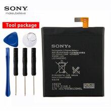Original Sony High Capacity Phone Battery For Sony Xperia C3 T3 D2533 M50W D5103 S55T S55U D2502 2500mAh аккумулятор sony xperia c3 lis1546erpc partner 2500mah пр034351