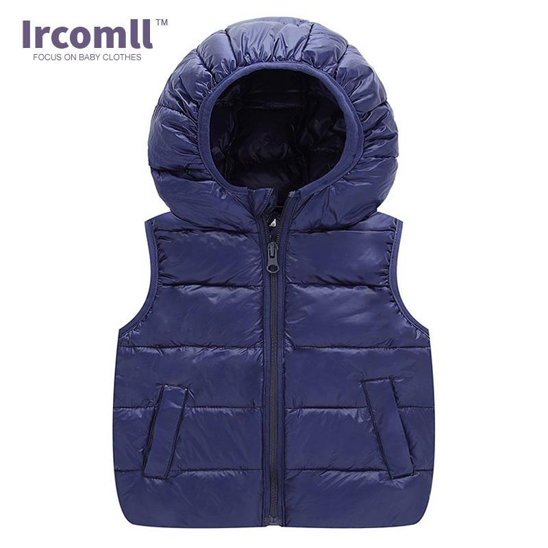 0b2d50057 Kids Outerwear Vest Boys Light Duck Down Jacket for Girls Coat ...