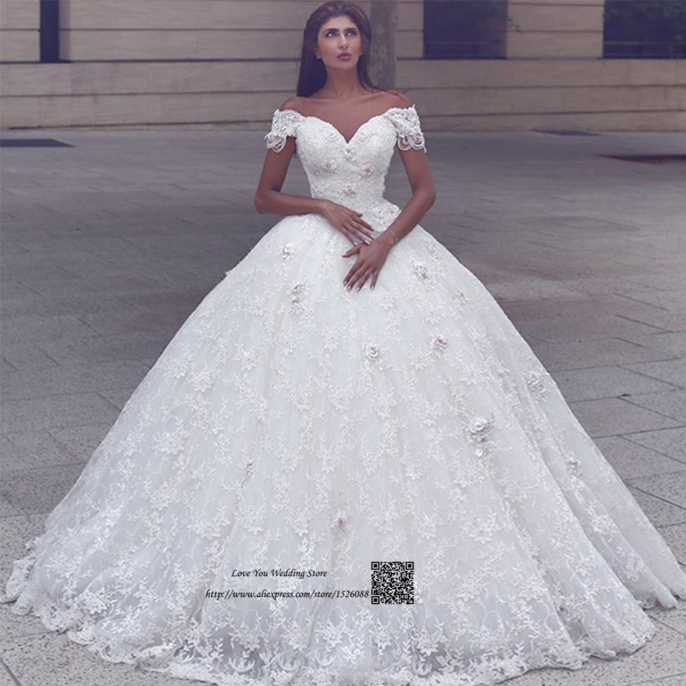 Indian ball gown wedding dresses turkey vestido de renda for Wedding dresses in turkey
