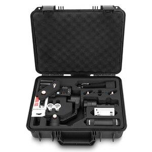 Image 5 - ZHIYUN الرسمية رافعة زائد 3 المحور يده Gimbal استقرار ل المرايا DSLR كاميرا لسوني A7/باناسونيك لوميكس/نيكون J/كانو