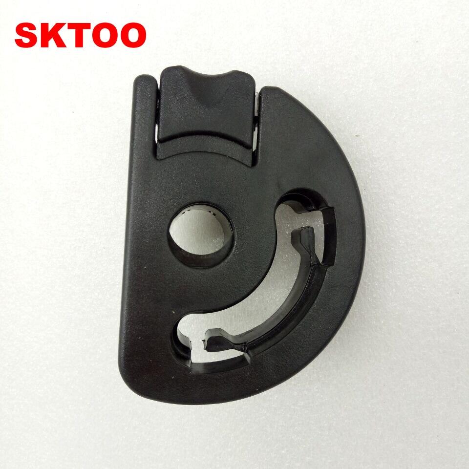 SKTOO 1PCS Armrest Bracket Seat Adjustment For Peugeot 307 Seat Armrest Plastic Mount Picasso