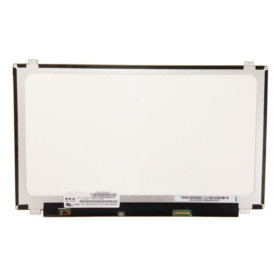 100% Quality For Hp 15-f018dx 15-1018dx Lcd Screen Replacement New Laptop Led Hd Glossy Display Panel Matrix Replacement To Produce An Effect Toward Clear Vision