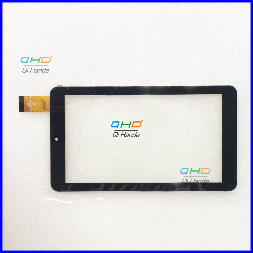 Black New For 7 inch Tablet PC ZLD070038MQ72-F-A touch screen panel Digitizer Sensor replacement Free Shipping new for 9 7 inch onda v919 air ch tablet pc digitizer touch screen panel replacement part free shipping