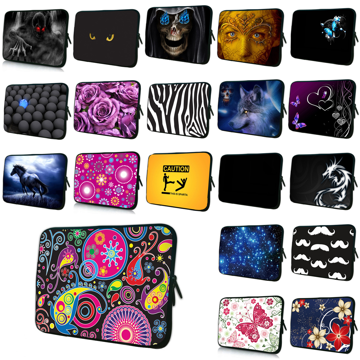 10 Tablet 10.1 7 8 Netbook Inner Bags Case Notebook Liner Sleeve Pouch Bag For Chuwi Xiaomi Apple 12 13 14 15 17 Briefcase