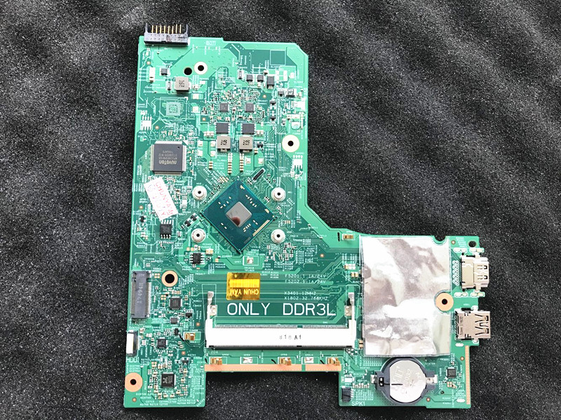 CN-0PW4MN PW4MN FOR DELL INSPIRON 3452 3552 Laptop Motherboard 14279-1 PWB:896X3 REV:A00 N3060 Mainboard NEW