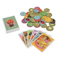 Jaipur 2 Players Board Game Strategy Transaction Card Games For Party 2018 New Arrival