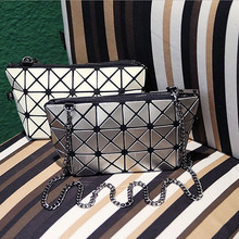 2016fashion silver mini messenger shoulder chain bags with crossbody bags for women small envelope clutch purse evening handbags