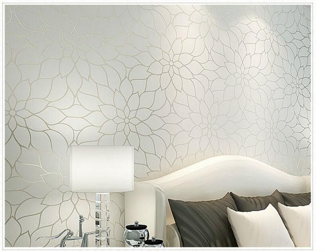 papel de parede floral 3d room wallpaper roll bedroom living room imported wallpaper modern sofa TV murals vinyl wallpaper