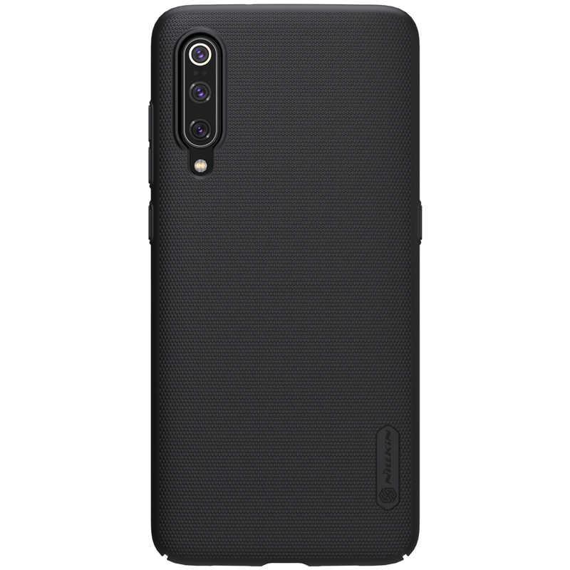 Xiaomi Mi 9 ケース Nillkin フロストシールドケース PC ハードバックケーシング Xiaomi Mi9 Lite Mi 9 SE 9T Pro カバー電話ホルダー
