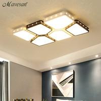 Modern LED Ceiling Lights For Living Room Bedroom Luminaire Plafonnier Lampara De Techo Modern Ceiling Lamp